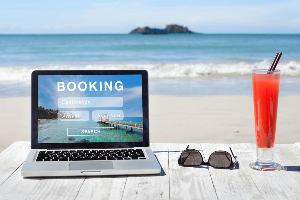 thiết kế trang web đẹp du lịch