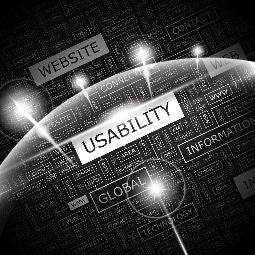 thiết kế web usability