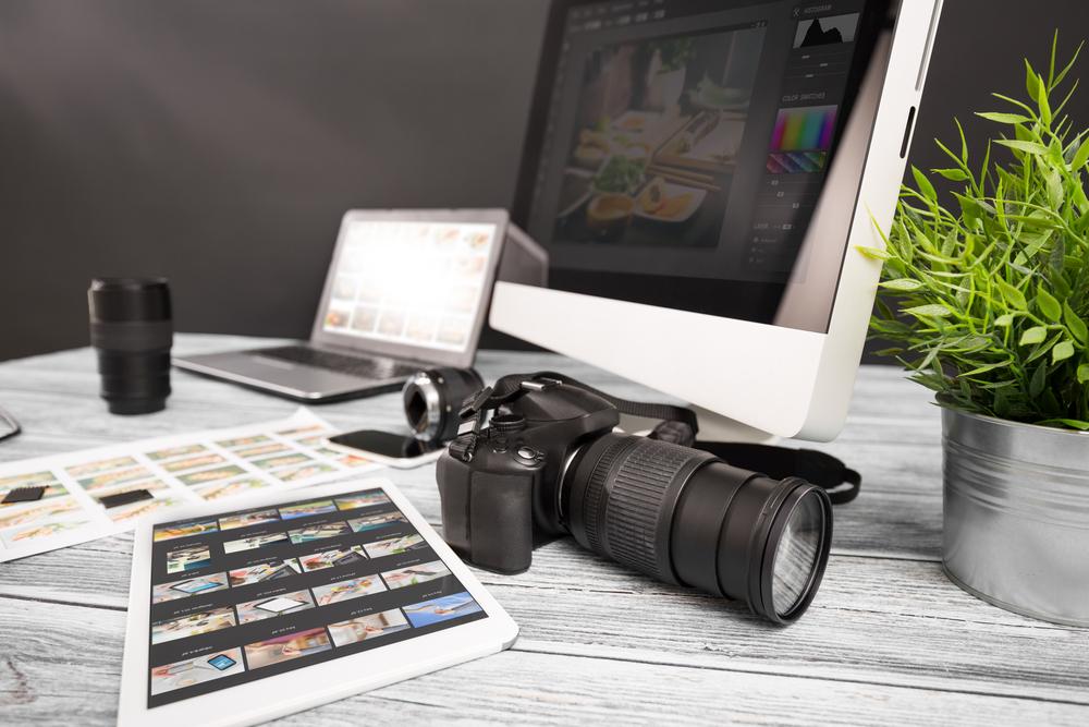thiết kế giao diện web sử dụng hình ảnh 3