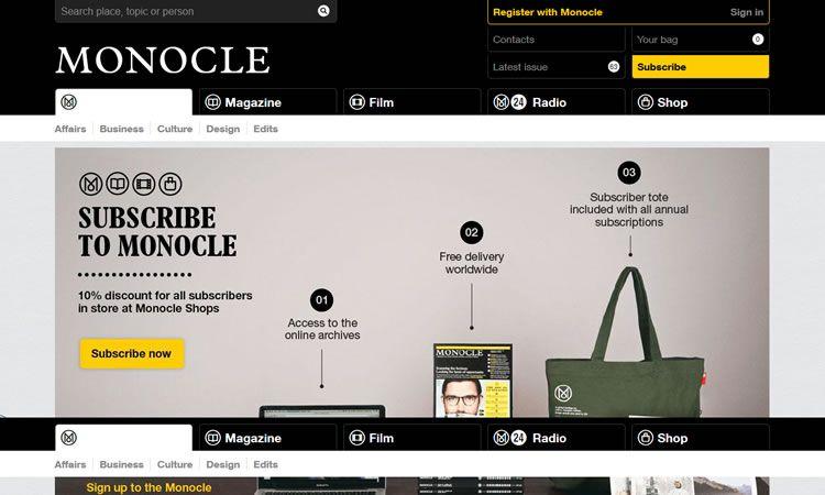web design lấy nội dung làm trọng tâm